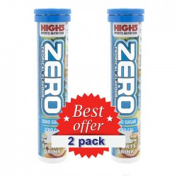 Zero High5 20+20 αναβράζουσες ταμπλέτες (2pack) / Ηλεκτρολύτες