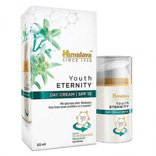 Youth Eternity Day Cream 50 ml - Himalaya