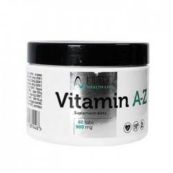 Vitamin A-Z Antioxidant 60 tabs - Hi Tec Nutrition