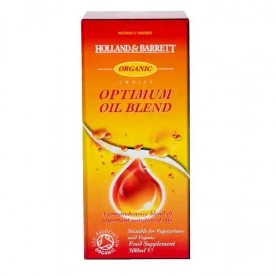 Optimum Oil Blend 500 ml - Holland Barrett
