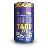 TADD 360 Glutathione  90caps - Iron Horse Series