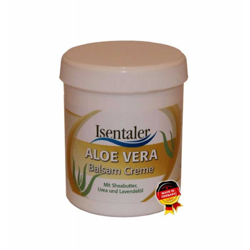aloe vera balsam creme 250 ml isentaler. Black Bedroom Furniture Sets. Home Design Ideas