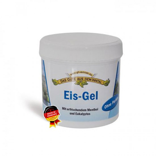 Eis Gel 200ml - Intaller Naturprodukte / Κρέμα Ψυκτική - Κρυοθεραπεία