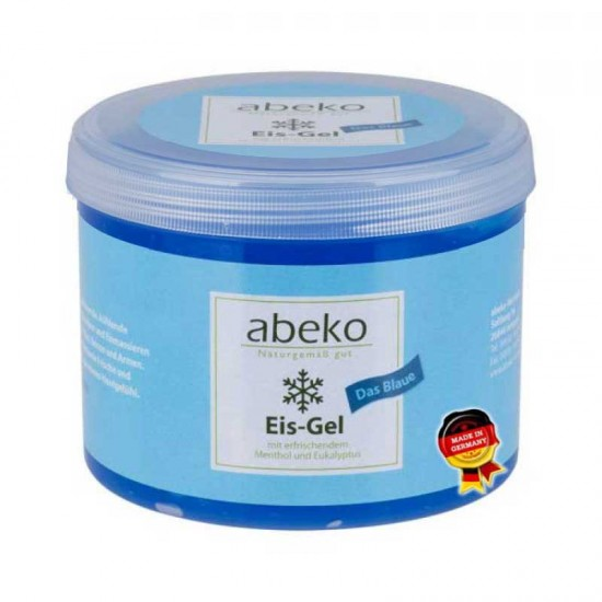 Eis Gel Abeko 500 ml / Ψυκτική κρέμα - Κρυοθεραπεία