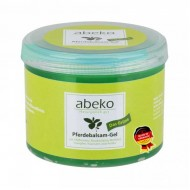 Abeko Pferde Gel 500 ml - Αναζωογονητικό τζελ για μυς & αρθρώσεις