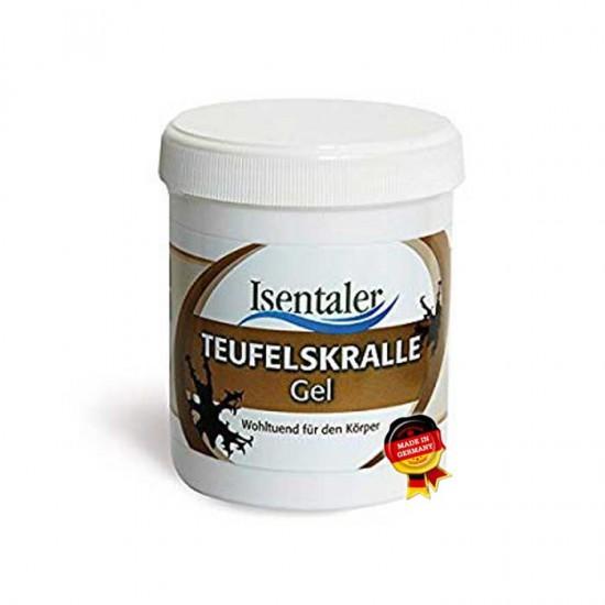 Teufelskralle Gel 250ml Αρπαγόφυτο - Isentaler / Devils Claw - Αρθρώσεις
