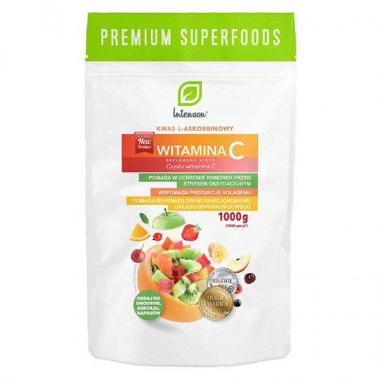 Vitamin C 1000mg 1000gr - Intenson