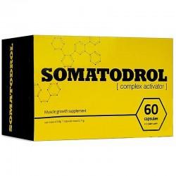 Somatodrol 60 κάψουλες Iridium Labs / Αύξηση Σωματικής Μάζας και Αθλητικής Απόδοσης