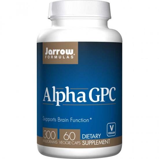 Alpha GPC 300mg 60 vcaps - Jarrow Formulas