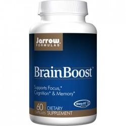 BrainBoost - 60 caps - Jarrow Formulas / Εγκέφαλος: μνήμη - συγκέντρωση