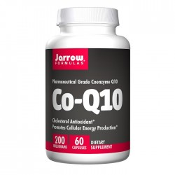 Co-Q10, 200mg 60 caps - Jarrow Formulas