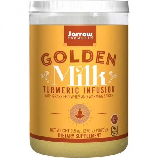 Golden Milk Turmeric Infusion 270g - Jarrow Formulas / Κουρκουμάς