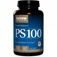 PS100 Phosphatidyl Serine 100 mg  60 caps - Jarrow Formulas / Εγκέφαλος - στρες