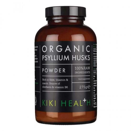 Psyllium Husk Organic Powder 275g - Kiki Health