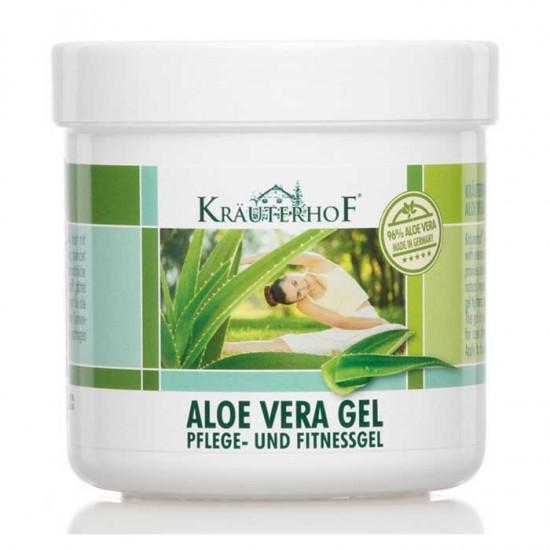Aloe Vera Gel 250ml - Krauterhof