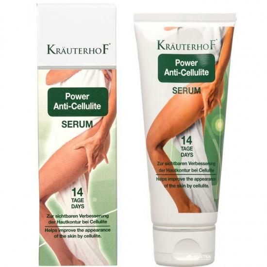 Power Anti-Cellulite Serum 100ml - Krauterhof