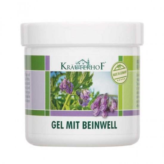 Τζελ Μασάζ με Σύμφυτο (Comfrey-Beinwell) 250ml - Krauterhof