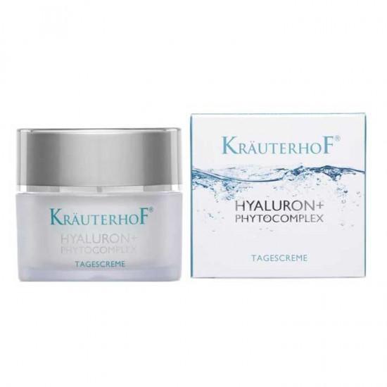 Hyaluron Phytocomplex Day Cream 50ml - Kräuterhof / Κρέμα Ημέρας