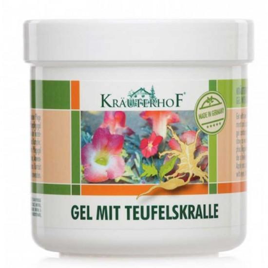 Τζελ Αρπαγόφυτου με Ευκάλυπτο 250ml Krauterhof / Teufelskralle - Devils Claw