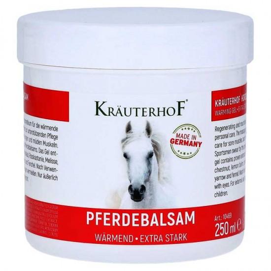 Θερμαντική κρέμα Wärmend Extra Stark 250 ml - Krauterhof