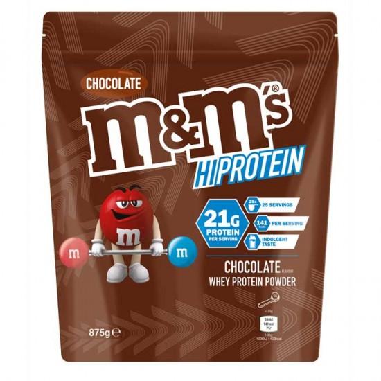 M&Ms Hi-Protein Powder 875g