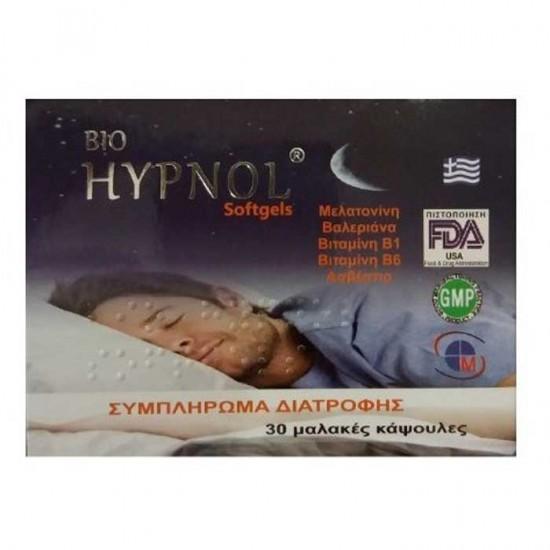 Bio Hypnol 30 Softgels - Medichrom