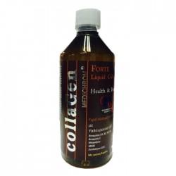 Collagen Forte με Στέβια 500 ml - Medichrom / Πόσιμο Κολλαγόνο