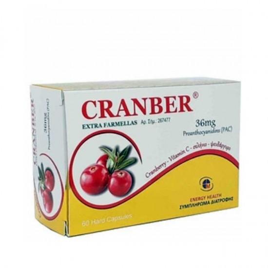 Cranber Extra 36mg 60caps - Medichrom