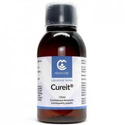 Cureit® 150ml Λιποσωμιακή Φόρμουλα Κουρκουμά Extra Strength - Medicore