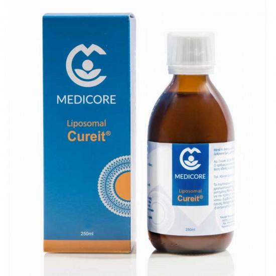 Cureit® 250ml Λιποσωμιακή Φόρμουλα Κουρκουμά Extra Strength - Medicore