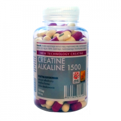 Creatine Alkaline 120 caps - Megabol / Κρεατίνη