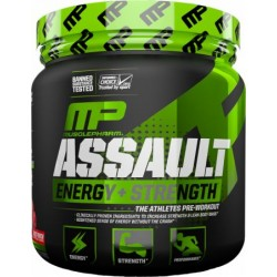 Assault Sport Energy+Strength 345γρ - Muscle Pharm