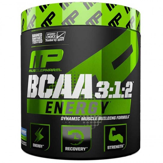 BCAA Energy  3:1:2 270gr - Musclepharm