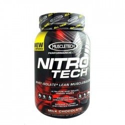 Nitrotech Performance Series 907γρ - MuscleTech / Πρωτεϊνη Γράμμωσης