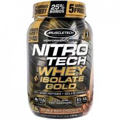 Nitrotech Performance Whey Gold 908gr - MuscleTech / Πρωτεϊνη Γράμμωσης