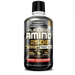 Platinum Amino 2500 960ml - Muscletech
