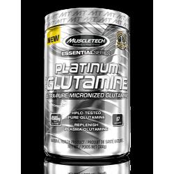 Platinum Micronized Glutamine 300γρ - Muscletech / Γλουταμίνη Αμινοξέα Σκόνη