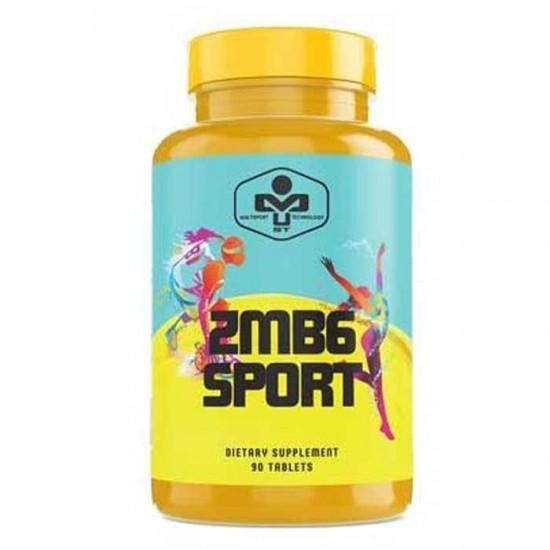 ZMB6 Sport 90 tabs - MUST Multisport