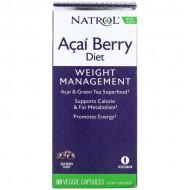 Acai Berry Diet 60 vcaps - Natrol