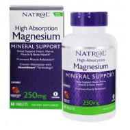 High Absorption Magnesium 60 Chew - Natrol