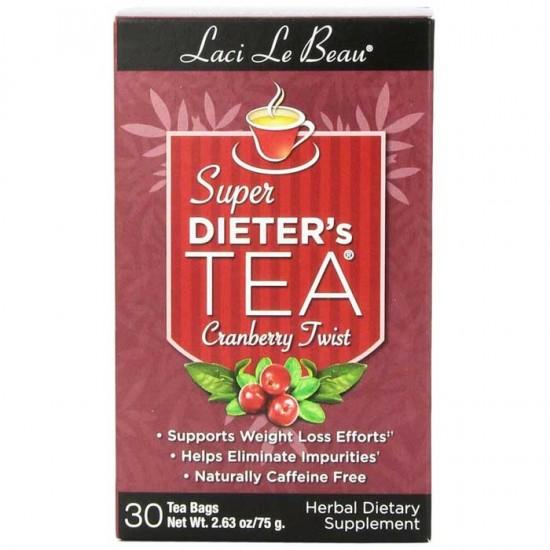 Laci Le Beau Super Dieter's 30 Tea Bags / Τσάι - αδυνάτισμα