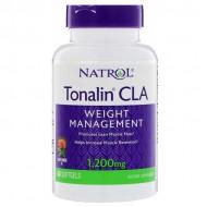 Tonalin CLA 1200mg 60 μαλακά τζελ - Natrol / Λιποδιαλύτης