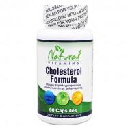 Cholesterol Formula 60 caps - Natural Vitamins