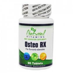 Osteo Rx 90 tabs - Natural Vitamins