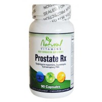 Prostate RX 90 caps - Natural Vitamins