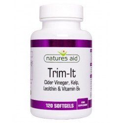 Trim-It 120 Softgels - Natures Aid / Λιποδιαλύτες