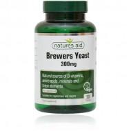 Brewers Yeast 300mg 500 ταμπλέτες - Natures Aid / Βιταμίνες