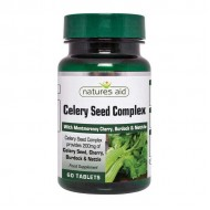 Celery Seed Complex 60 tabs - Natures Aid / Βοτανοθεραπεία - Αρθρώσεις