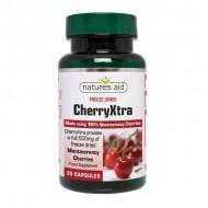 CherryXtra 30 caps - Natures Aid / Βοτανοθεραπεία