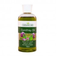 Comfrey Oil  150ml Natures Aid - Βοτανοθεραπεία